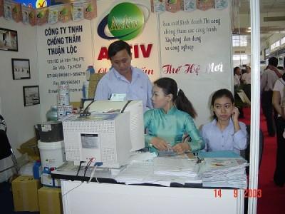 Tham gia Vietbuilt 2003